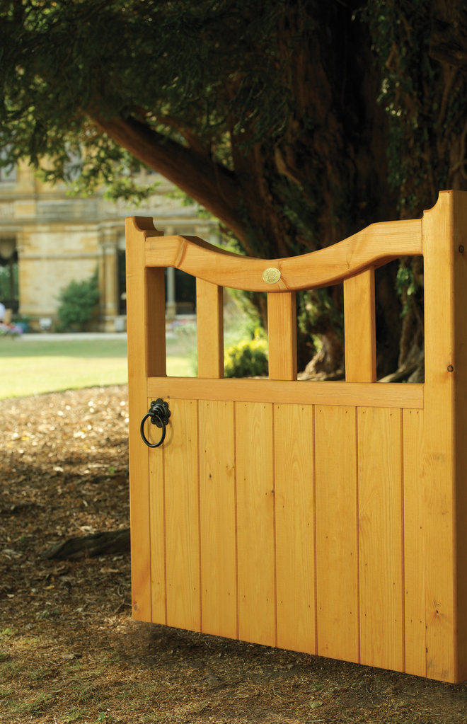 Derbyshire Wooden Garden Gate - Many Sizes For Sale - UK Made