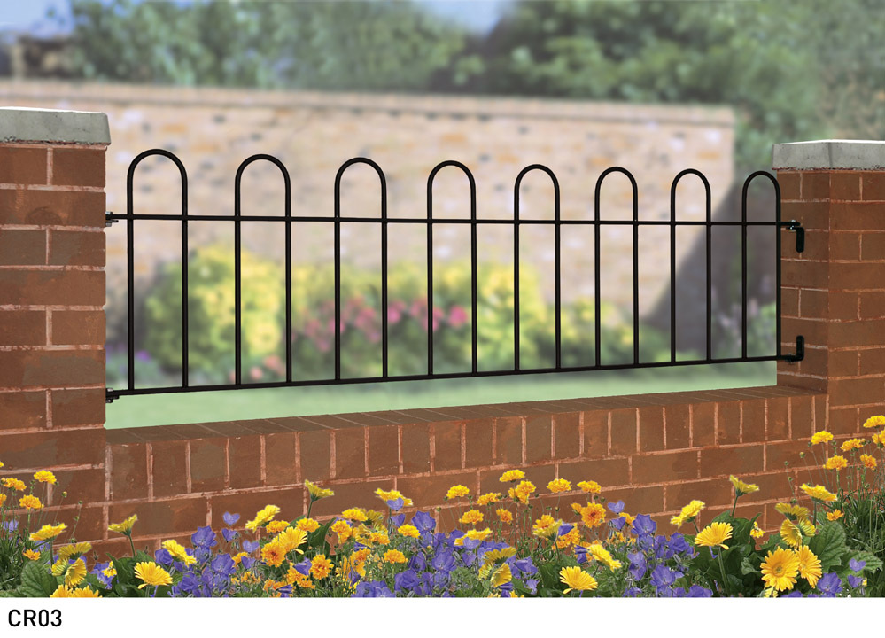 Court Metal Railings