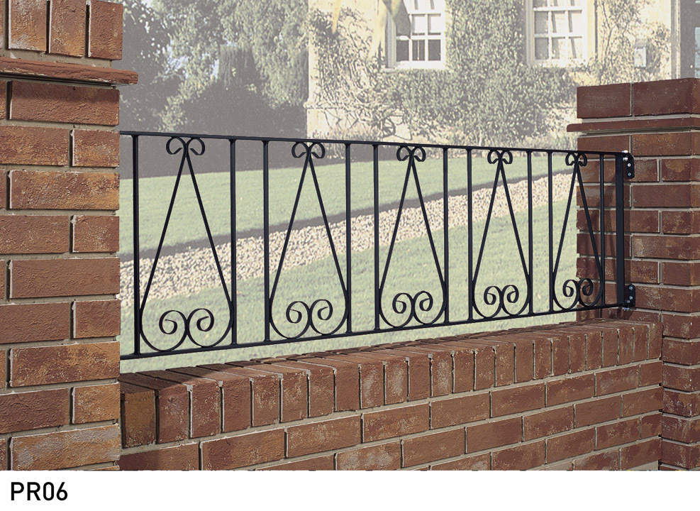 Regent Metal Railings