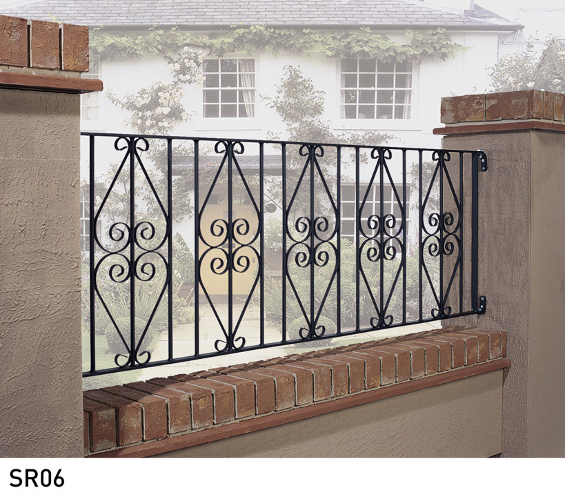 Stirling Metal Railings