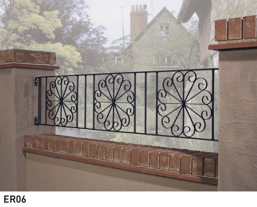 Edinburgh Metal Railings